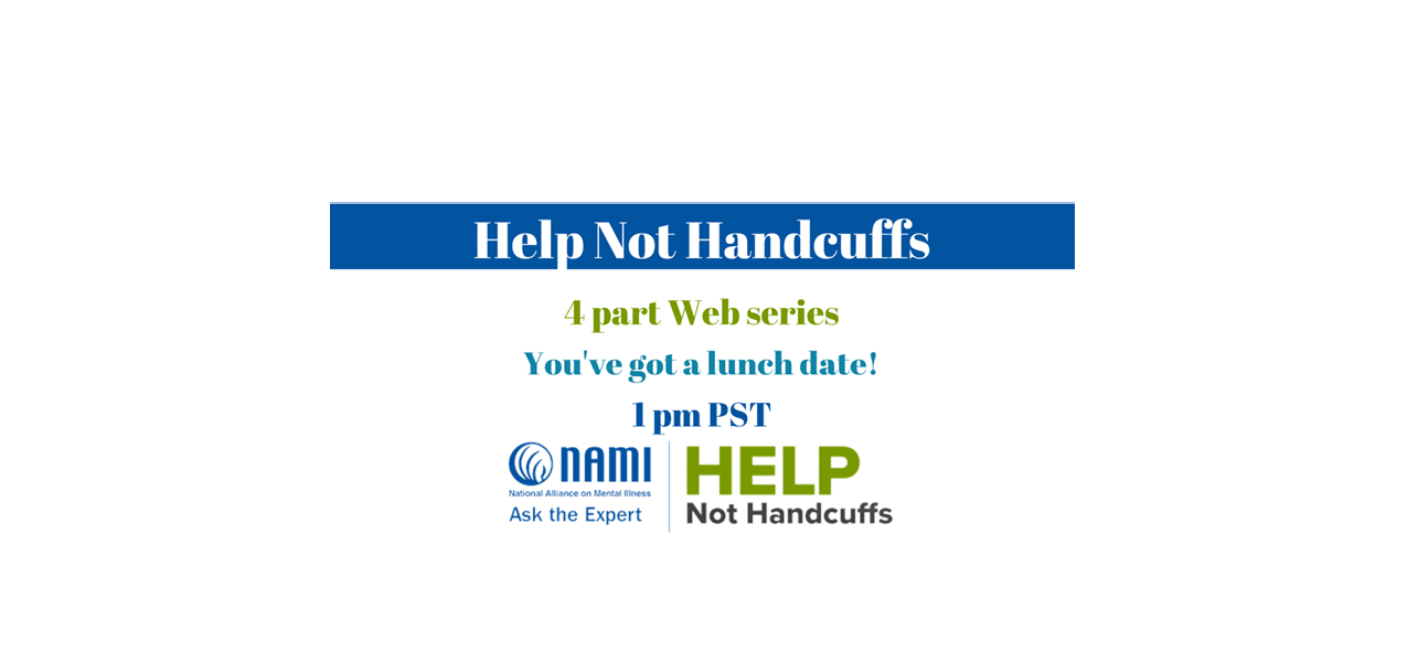 Help Not Handcuffs Banner